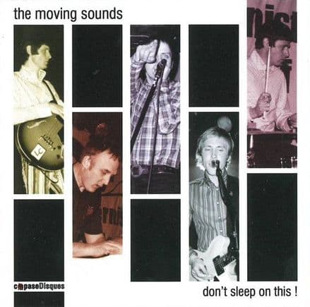 Moving Sounds - Don't Sleep On This, CD