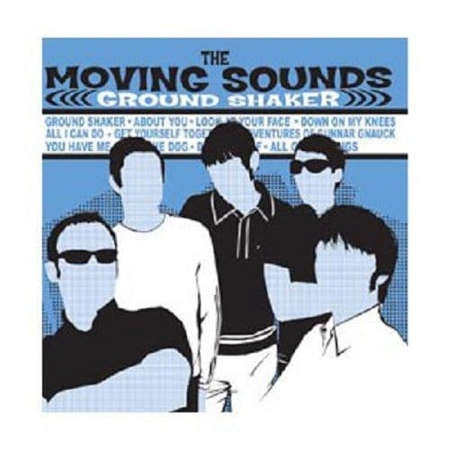 Moving Sounds – Ground Shaker, LP