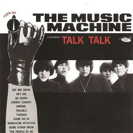 Music Machine - Turn On, CD