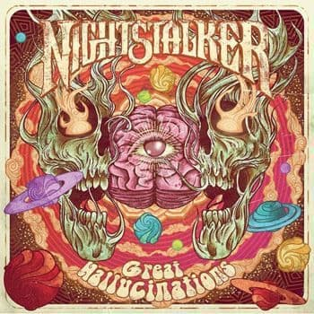 Nightstalker - Great Hallucination, LP