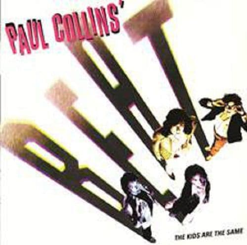 Paul Collins' Beat – The Kids Are The Same, LP