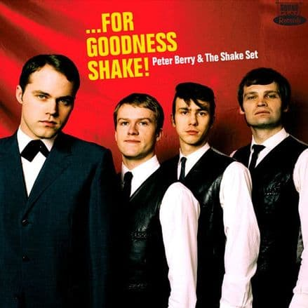 Peter Berry & The Shake Set – ...For Goodness Shake!, LP