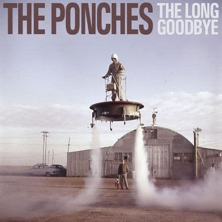 Ponches – The Long Goodbye, CD