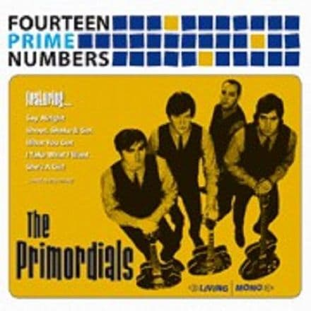 Primordials - Fourteen Prime Numbers, LP