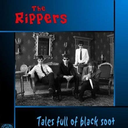 Rippers  ‎– Tales Full Of Black Soot, LP