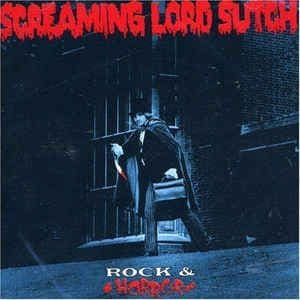 Screaming Lord Sutch - Rock&Horror, LP