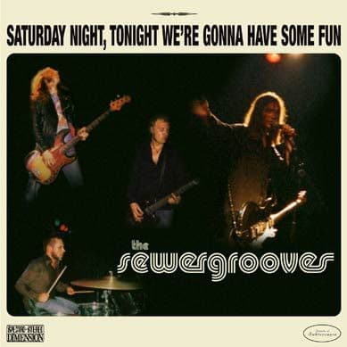 Sewergrooves - Saturday Night, Tonight  We' re Gonna Hve Somr Fun, CD