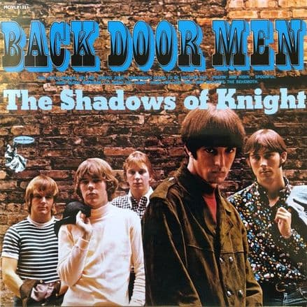 Shadows Of Knight - Back Door Men, LP