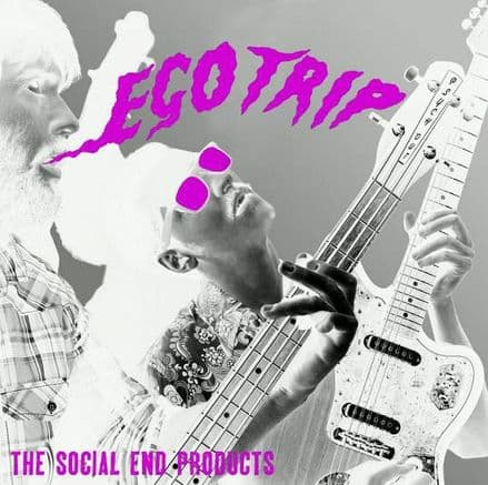 "Social End Products - Ego Trip 7"" EP"