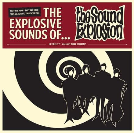 Sound Explosion - The Explosive Sound Of…., LP