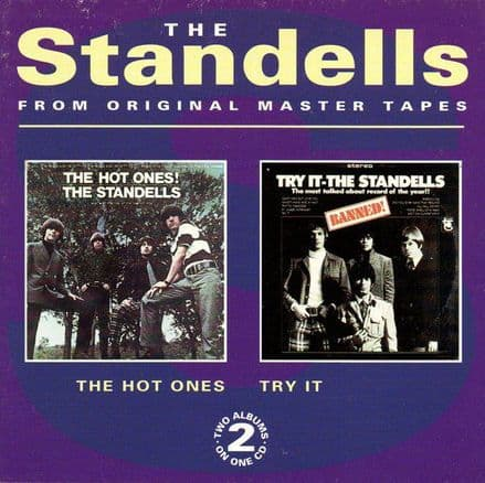 Standells - The Hot Ones/Try It, CD