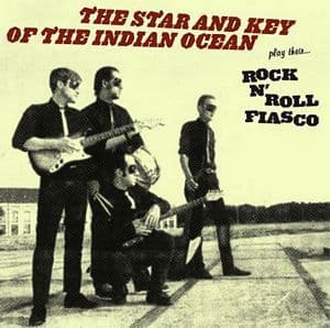 Star And Key Of The Indian Ocean - RNR Fiasco, CD
