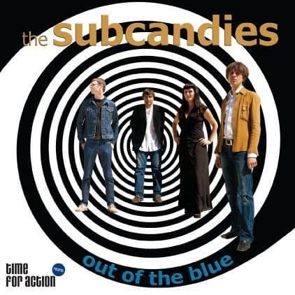 Subcandies – Out Of The Blue, LP