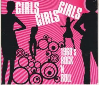 VA - Girls Girls Girls: 1960's Rock 'N Roll, CD
