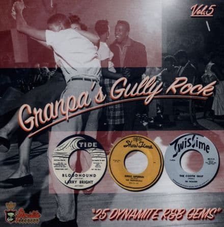 VA - Grandpa's Gully Rock, Vol. 5, CD