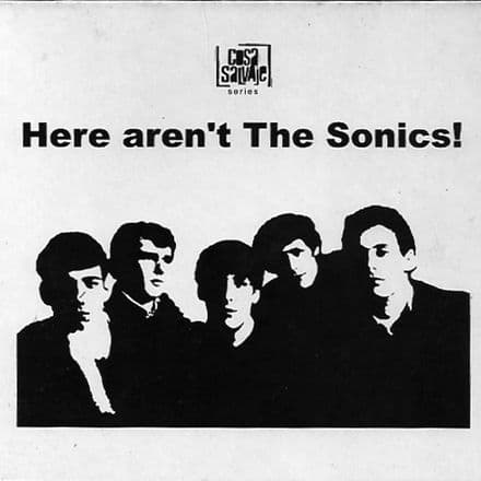 VA - Here Aren't The Sonics!, CD