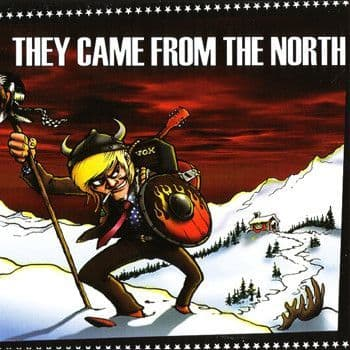VA – They Came From The North, CD