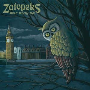 Zatopeks – About Bloody Time, LP