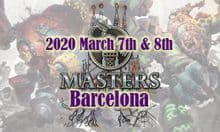2020 Barcelona Masters Warmachine & Hordes