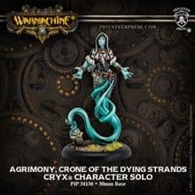 Agrimony, Crone of the Dying Strand  Cryx Solo (metal)