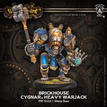 Brickhouse Cygnar Heavy Warjack (resin/metal)