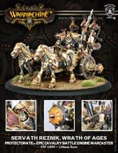 Protectorate Servath Reznik, Wrath of Ages   RESIN