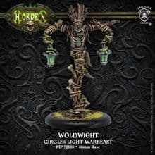 Wold Wight  Circle Orboros Light Warbeast (resin)