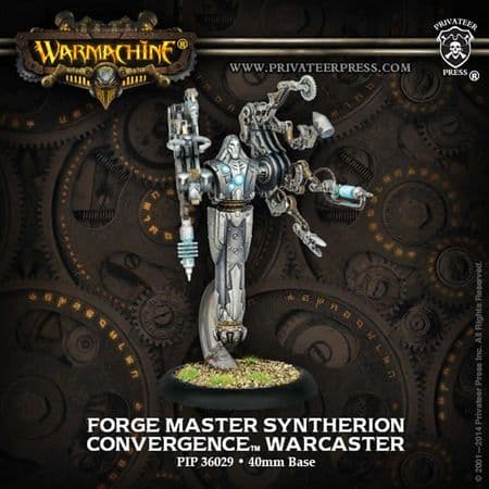 Convergence Forge Master Syntherion