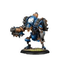 Cygnar Light Warjack Minuteman