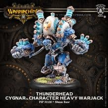 Cygnar Thunderhead RESCULPT    inc. resin