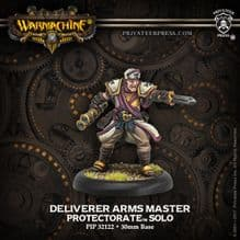 Deliverer Arms Master - Protectorate of Menoth Solo (metal)