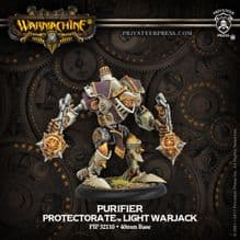 Devout/Dervish/Purifier - Protectorate of Menoth Light Warjack Kit (plastic)