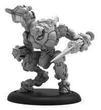 Firebrand B – Warcaster Iron Star Alliance Light Warjack variant