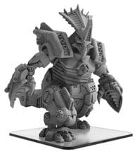 Gorghadratron  Monsterpocalypse Uber Corp International Monster (metal/resin)