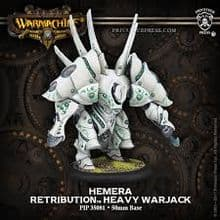 Hemera Retribution of Scyrah Heavy Warjack (resin/metal)