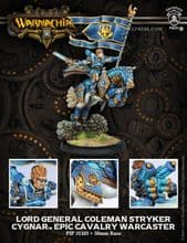Lord General Coleman Stryker - Epic Cavalry Warcaster