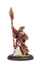 Menoth Hierophant Warcaster Attachment