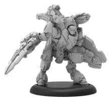 Morningstar A  Warcaster Iron Star Alliance Heavy Warjack (metal)
