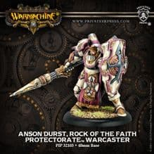 Protectorate Anson Durst, Rock of the Faith