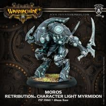 Retribution Moros Light Myrmidon