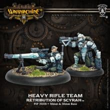 Retribution Weapon Crew Heavy Rifle Team