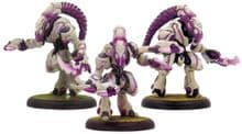 Saber Strikeforce  Warcaster Empyrean Squad (metal)