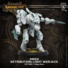 Siren – Retribution of Scyrah Light Warjack (resin/metal)