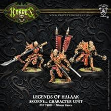 Skorne Legends of Halaak