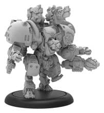 Strike Raptor A  Warcaster Marcher Worlds Heavy Warjack (resin/metal)