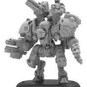 Strike Raptor B  Warcaster Marcher Worlds Heavy Warjack (metal)