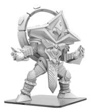 The Conductor  Monsterpocalypse Masters of the 8th Dimension Monster (metal/resin)