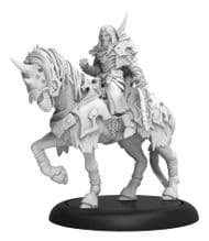 Valin Hauke, The Fallen Knight  Infernal Cavalry Solo (metal/resin)