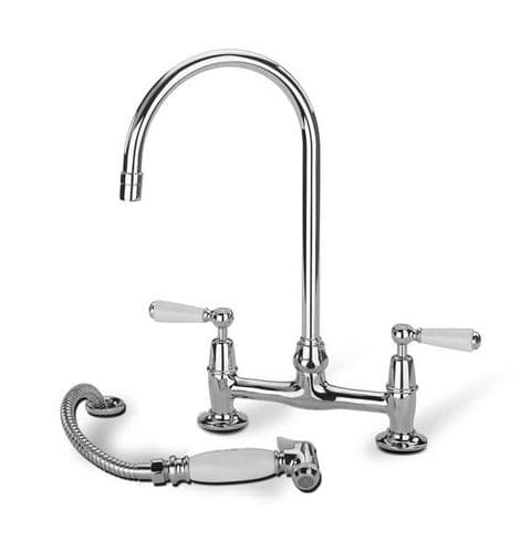 Barber Wilson 1030 Kitchen mixer tap and hand spray