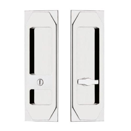 Craftmaster flush pull set privacy lock